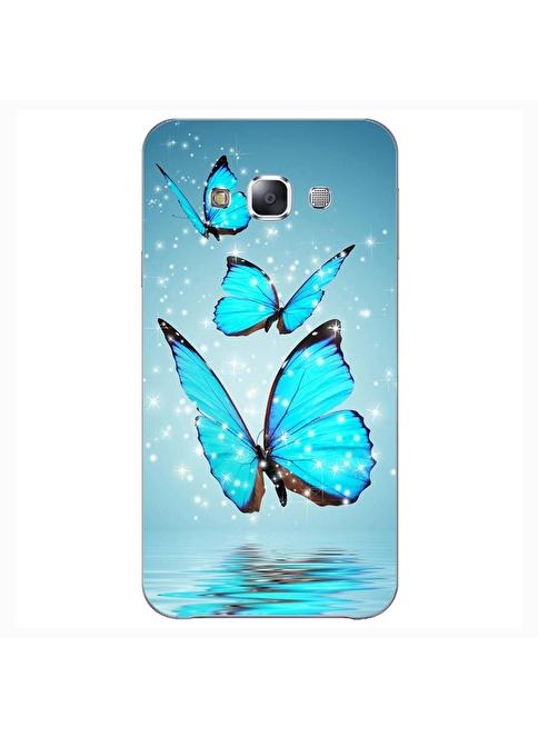 People's Cover Samsung E7 Aksesuar Renkli